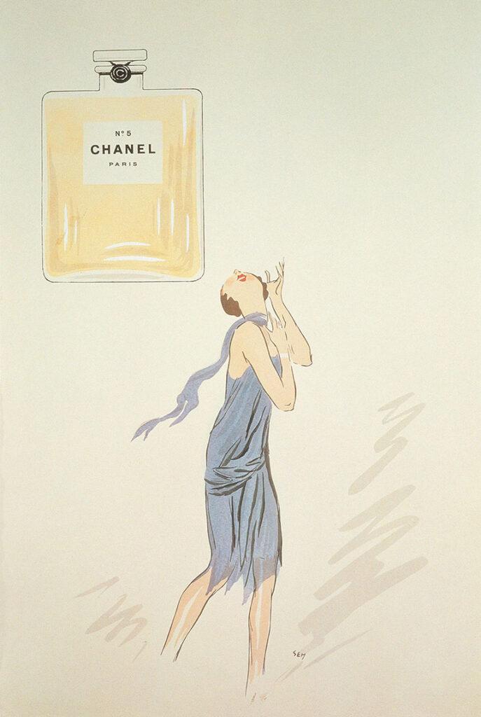 Il leggendario Chanel N° 5 compie 100 anni - Monica ...